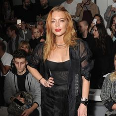Lindsay Lohan sans maquillage sur la Toile (Photo)