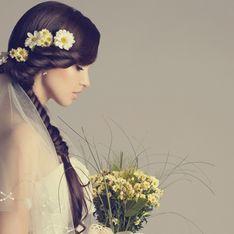 Nicht nur für Romantikerinnen: Die schönsten Brautfrisuren mit Schleier