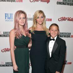 Réunion de famille sur tapis rouge pour Reese Witherspoon (Photos)