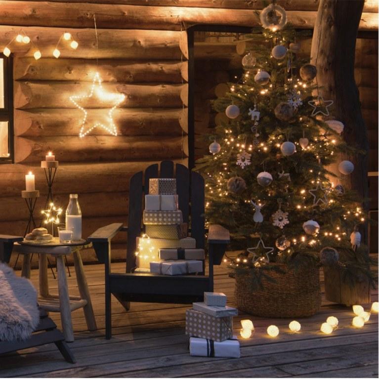 ec4316d75e2 Ideas y trucos para decorar tu casa en Navidad