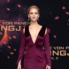 Jennifer Lawrence, renversante pour l'avant-première du dernier volet Hunger Games
