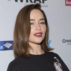 Emilia Clarke scintillante pour Dior (Photos et vidéo)