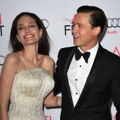 Angelina jolie et Brad Pitt, complices et glamour sur le red carpet (Photos)
