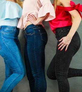 Come scegliere i jeans giusti? Scegli il modello perfetto per le forme del tuo corpo!