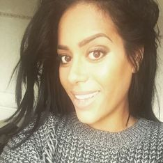 Amel Bent, une future maman rayonnante (Photo)