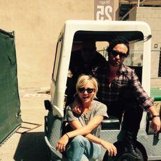 Kaley Cuoco proche de son ex Johnny Galecki après sa demande de divorce (Photos)