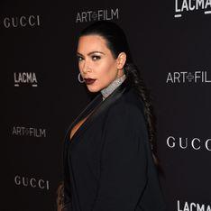 Kim Kardashian dévoile tout en combi transparente sur le tapis rouge (Photos)