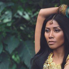 Posez vos questions à Anggun lors d'un live tweet chez aufeminin