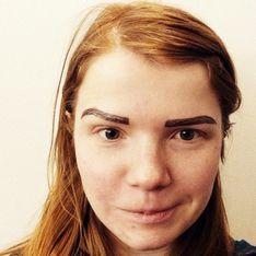 Reinas del anti-maquillaje: Las peores cejas de la historia de la humanidad