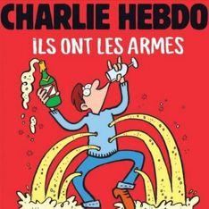 Avec sa Une sur les attentats à Paris, Charlie Hebdo répond aux terroristes (Photo)