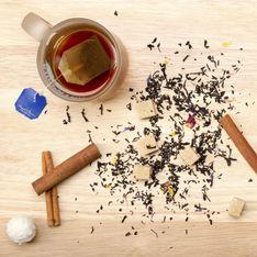 10 recettes originales pour faire sortir le thé de sa boîte