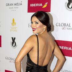 Eva Longoria sexy en bikini flashy