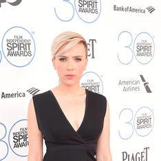 Scarlett Johansson gaga de sa fille Rose