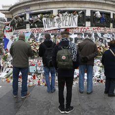 Hommage national : Les Français sans drapeau font preuve d'imagination