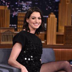 Anne Hathaway bientôt maman pour la première fois