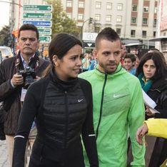 Cristina Pedroche y David Muñoz, a la carrera por Madrid