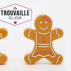 On veut Mr & Mrs Gingerbread, pour attendre Noël la douceur aux lèvres