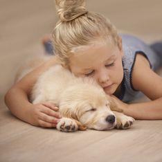 Avoir un chien réduirait l'anxiété chez l'enfant