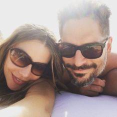 Lune de miel paradisiaque pour Sofia Vergara et Joe Manganiello (Photos)