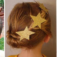 Délices ou délires : 20 coiffures de Noël pour enfant vues sur Pinterest