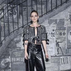 Kristen Stewart, lookée pour la collection des Métiers d'art Chanel