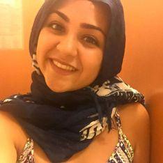 Une lycéenne porte le voile comme son héroïne pour diffuser un message de paix