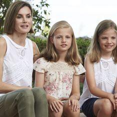 L'adorable carte de vœux des filles de Letizia d'Espagne