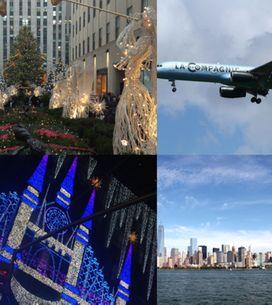 Destination New York pour les Fêtes