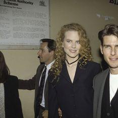 Nicole Kidman revient sur son mariage avec Tom Cruise