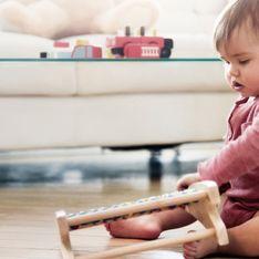 Test: ¿son seguros los juguetes de tu bebé?