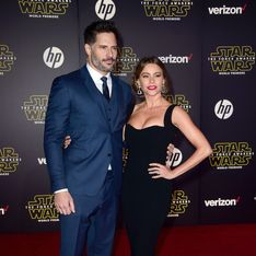Premier red carpet de jeunes mariés pour Sofia Vergara et Joe Manganiello (Photos)
