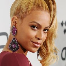 Beyoncé ose le look sapin de Noël