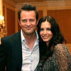Monica et Chandler ensemble pour de vrai ?!