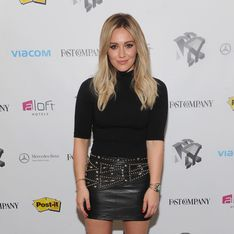 Hilary Duff change de tête (Photos)