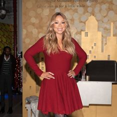 Mariah Carey s'affiche avec son nouveau boyfriend sur Instagram (Photos)