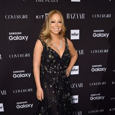 Mariah Carey sexy en maillot au milieu de la neige (Photo)