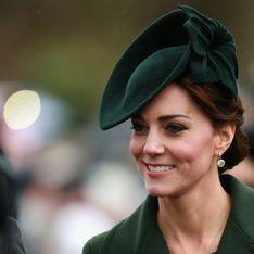 Kate Middleton fête ses 34 ans, Buckingham Palace dévoile une photo d'elle enfant (Photo)