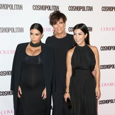 Kris Jenner publie une photo de Kim et Kourtney enfants (PHOTO)