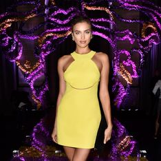 Irina Shayk affole le web avec une photo en bikini