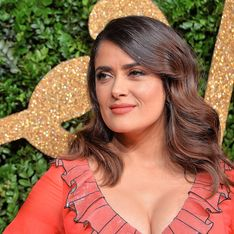 Salma Hayek change de tête (Photo)