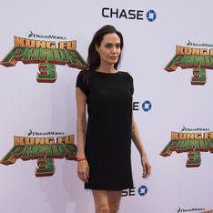 La petite tribu d'Angelina Jolie et Brad Pitt a bien grandi (Photos)