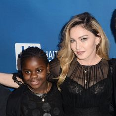 Le touchant geste de Madonna pour sa fille Mercy (Photo)