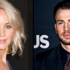 Jennifer Lawrence en couple avec Chris Evans ?