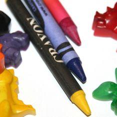 Tuto facile : Transformez vos vieux pastels en crayons tout mignons