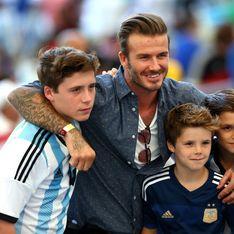 David Beckham se confie sur les amours de son fils Brooklyn