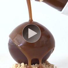 Alerte pour les chocolat-addicts : astuce hot pour fondre de plaisir !