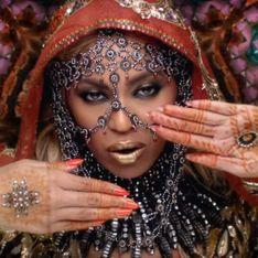 Beyoncé, divine princesse Bollywood dans le nouveau clip de Coldplay (Vidéo)