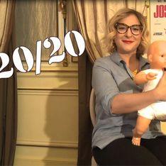On a fait passer son bac spécial future maman à Marilou Berry (interview)