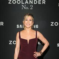 Jennifer Aniston bien gâtée pour la Saint Valentin