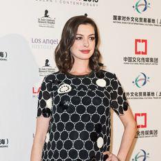 Enceinte, Anne Hathaway change de tête (Photo)